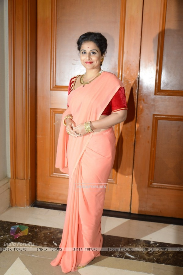 Vidya Balan at Film Launch of 'Ek Albela'