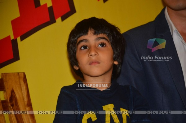 Emraan Hashmi's Son Ayaan at Launch of Book 'The Kiss Of Life'