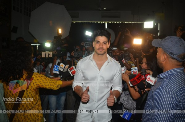 Sooraj Pancholi at Launche of 'MTV Splits Villa Season 9'