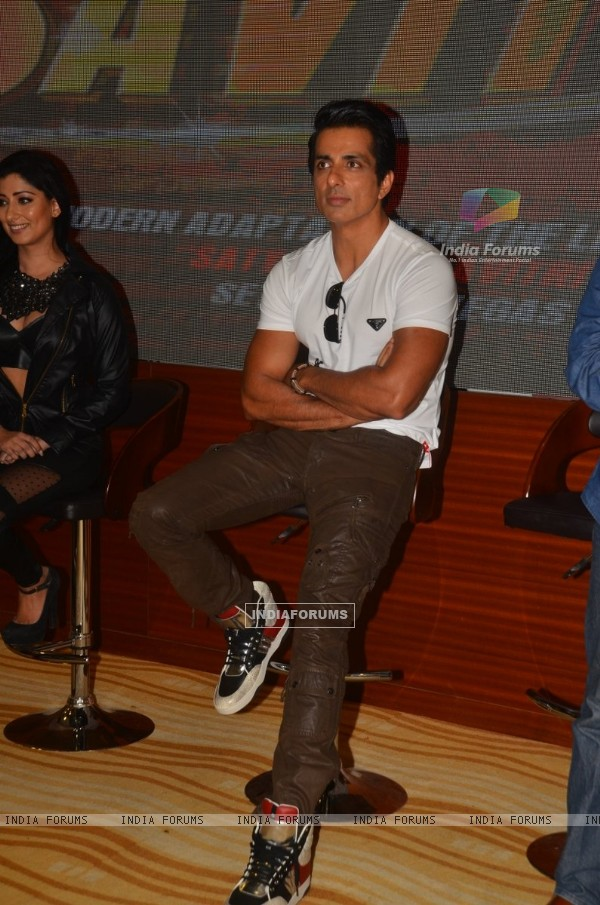 Sonu Sood at Launch of film 'Waarrior Savitri'!