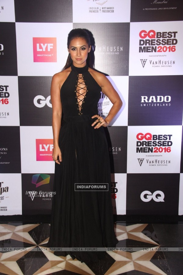 Lauren Gottlieb at Grace the 'GQ Best Dressed Men 2016' Event