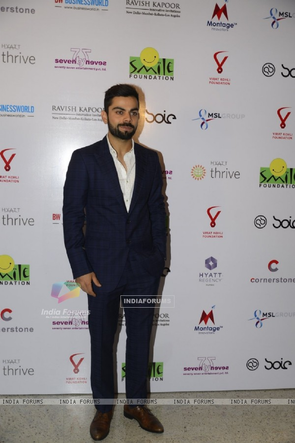 Virat Kohli's Charity Auction