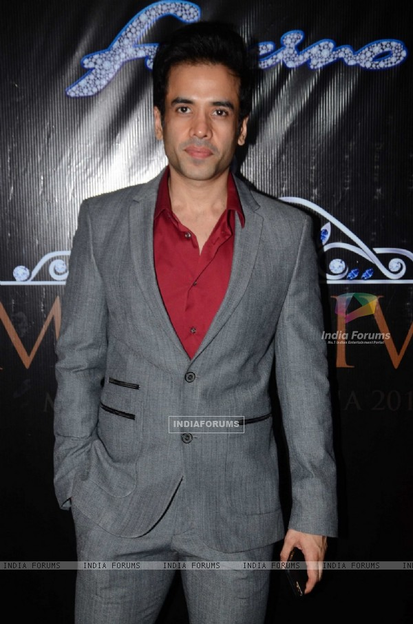 Tusshar Kapoor Graces the Miss Diva Event