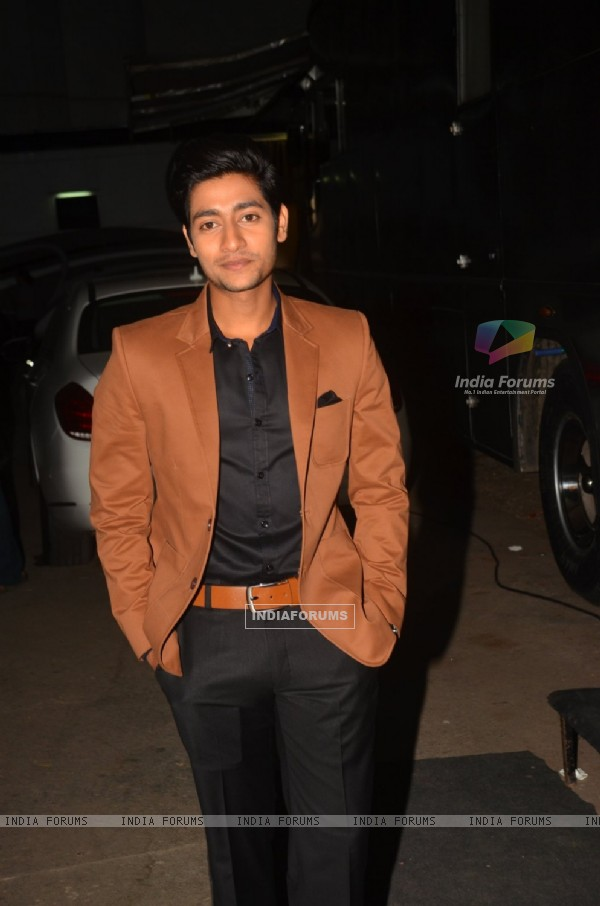 SAIRAT actor Akash Thosar at The Kapil Sharma Show