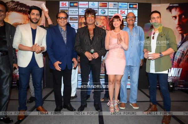 Actors Yogesh Kumar, Madalsa Sharma, Shakti Kapoor, Avtar Gill and Jimmy Shergill