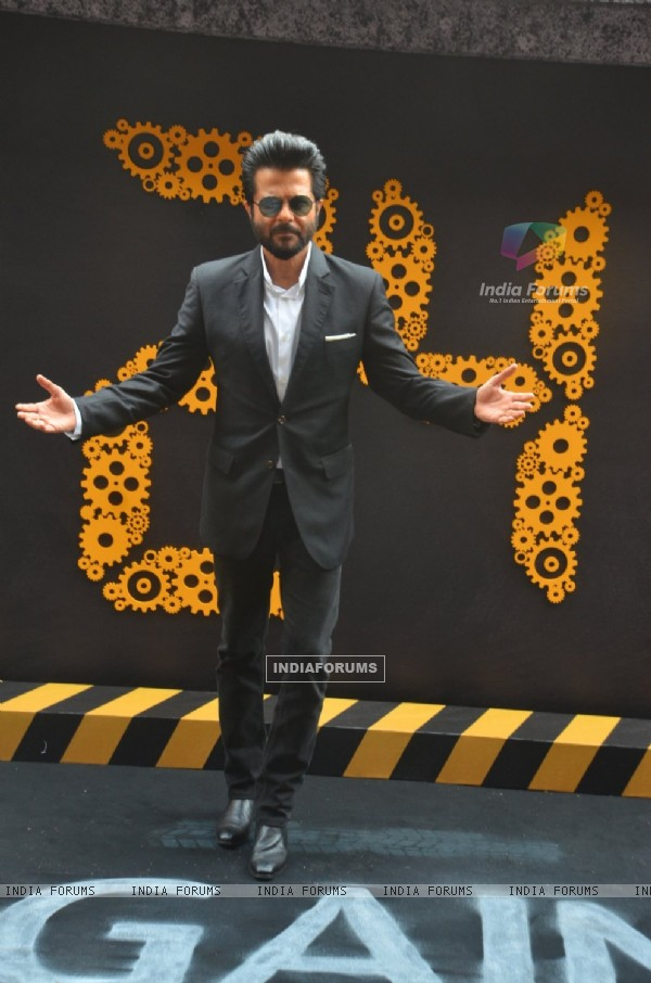Anil Kapoor at Launch of '24 Season 2'