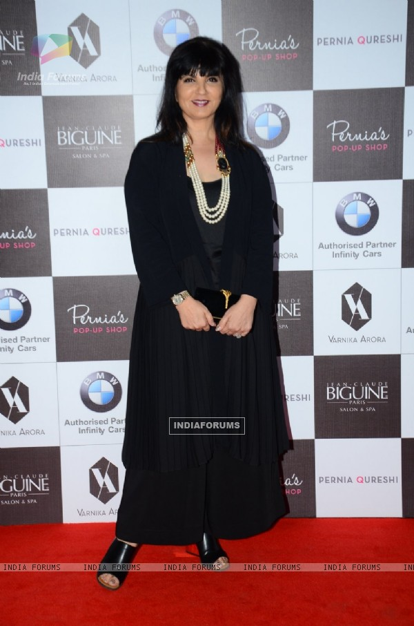 Neeta Lulla at  Pernia Qureshi's Pop-up Shop event