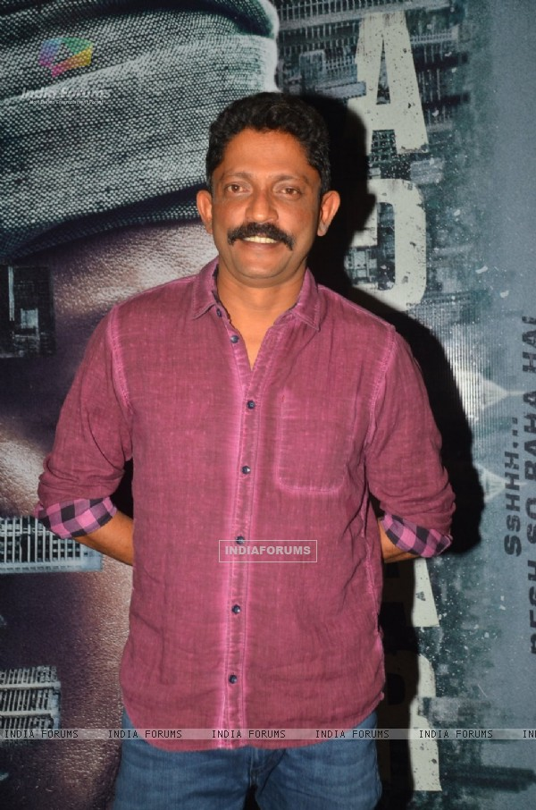 Nishikant Kamat at Madaari Song Launch