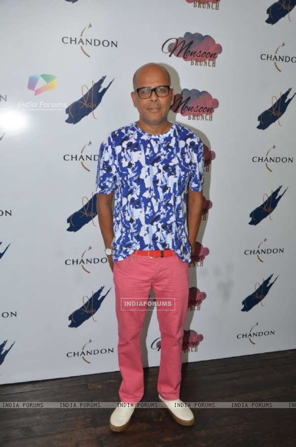 Narendra Kumar at Asilo Monsoon Brunch Event