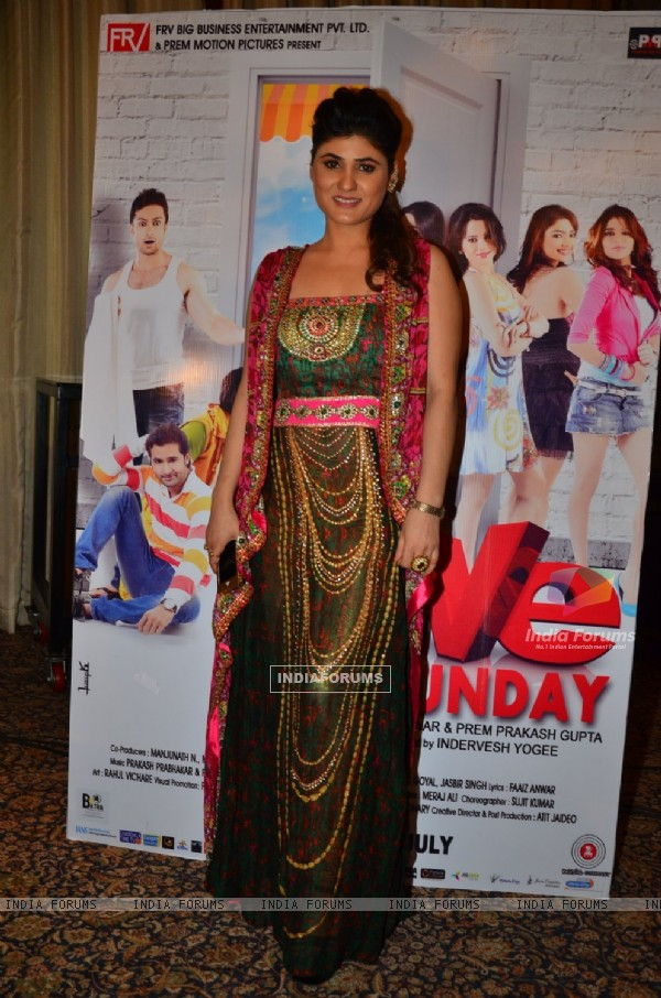 Launch of film 'Love Ke Funday'
