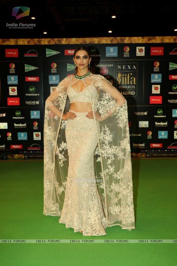 Deepika Padukone at Star Studded 'IIFA AWARDS 2016'