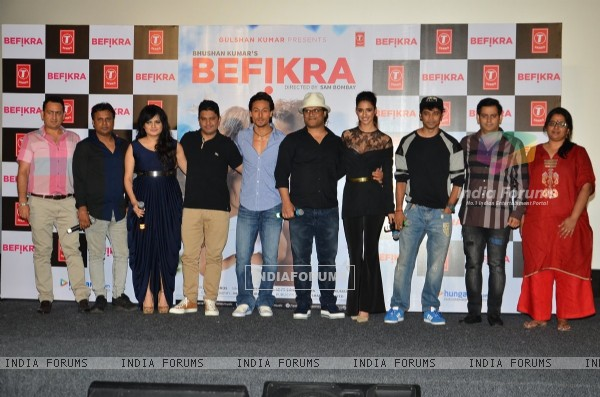 Music Launch of the film 'Befikre'