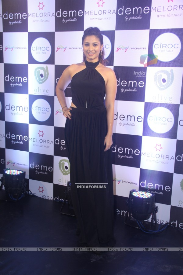 Tanishaa Mukerji at 'DEME' Event