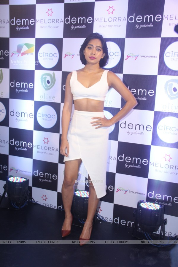 Sayani Gupta at 'DEME' Event