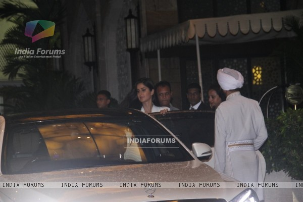 Katrina Kaif Snapped in the City