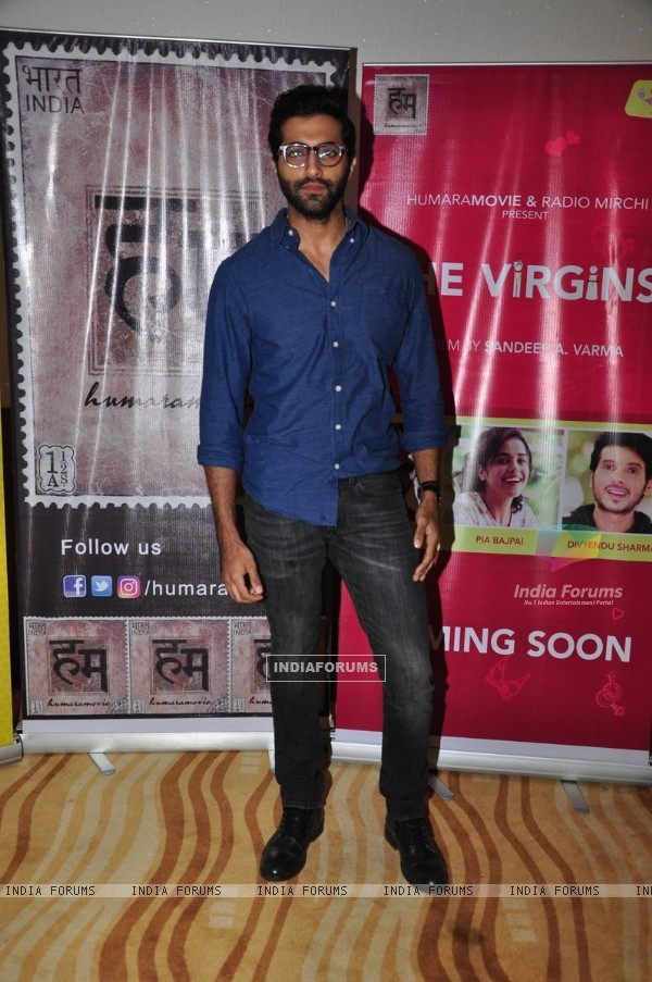 Akshay Oberoi at screening of film 'The Virgins'