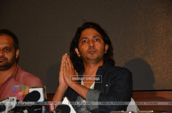Shirish Kunder at Press Meet of Short Film 'Kriti'