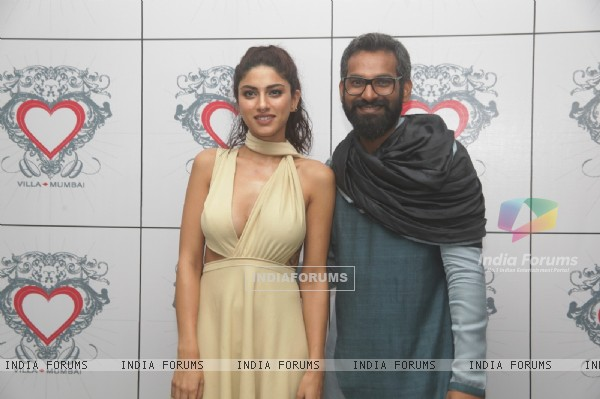 Aditi Rao Hydari at Production Designer Saini S Johrays's Birthday Bash