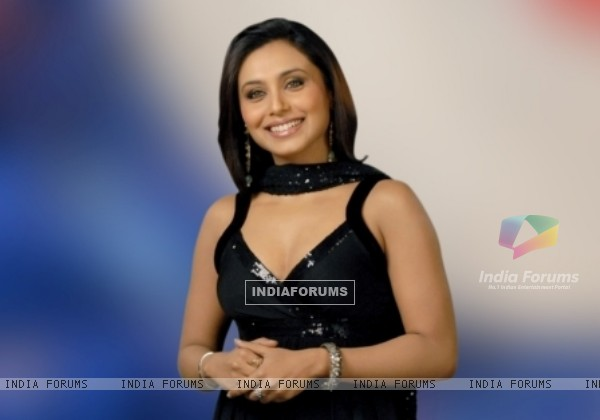 Rani Mukherjee in Dance Premier League show