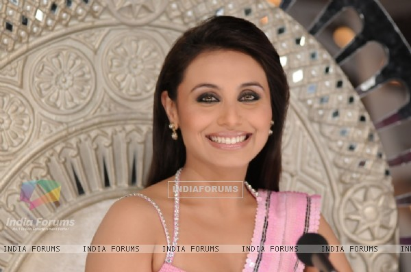 Rani Mukherjee in the show Dance Premier League