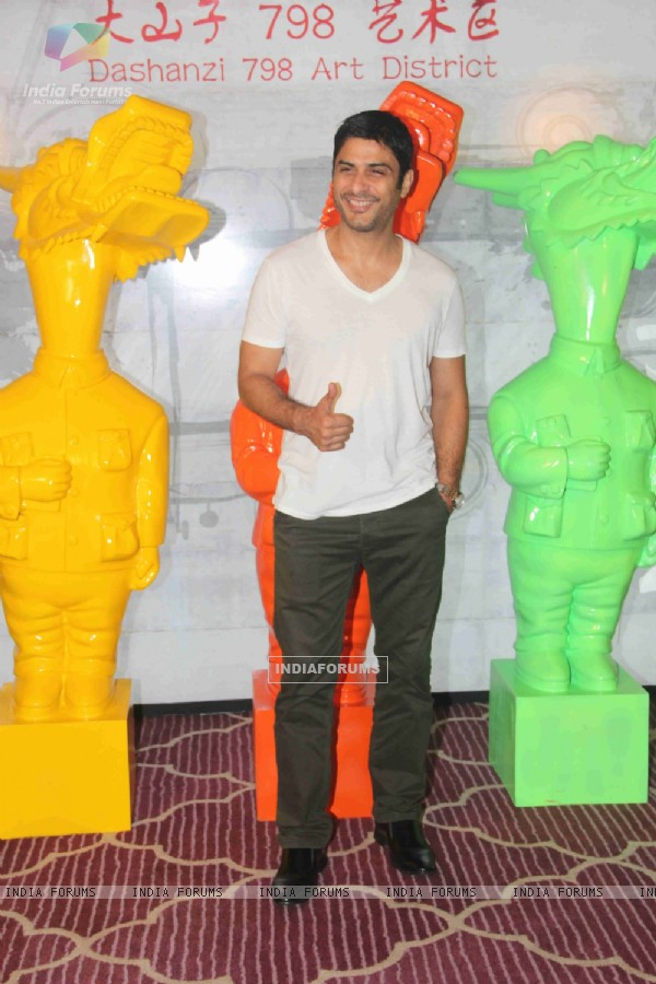 Vikas Bhalla at Krishika Lulla's Party for The New Asian Restaurant DASHANZI