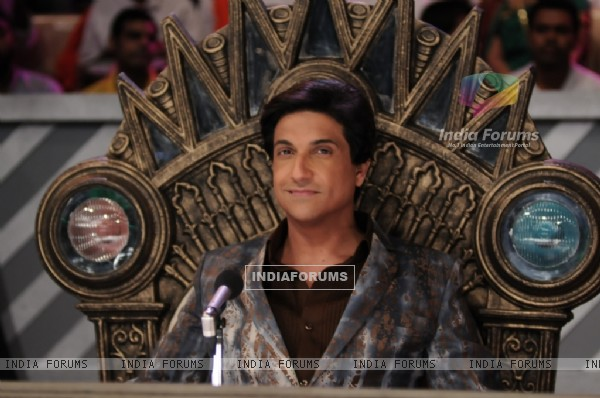 Shiamak Davar as a judge