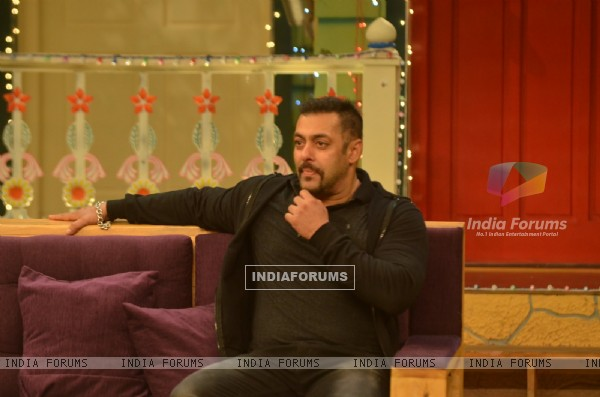 Salman Khan Promotes  'SULTAN' on 'The Kapil Sharma Show'
