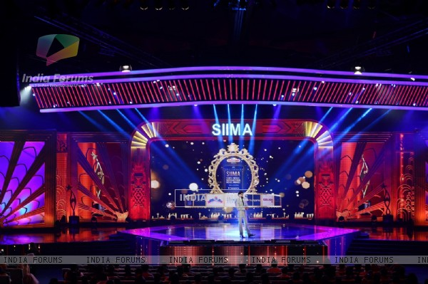 Rana Daggubati at SIIMA Awards 2016