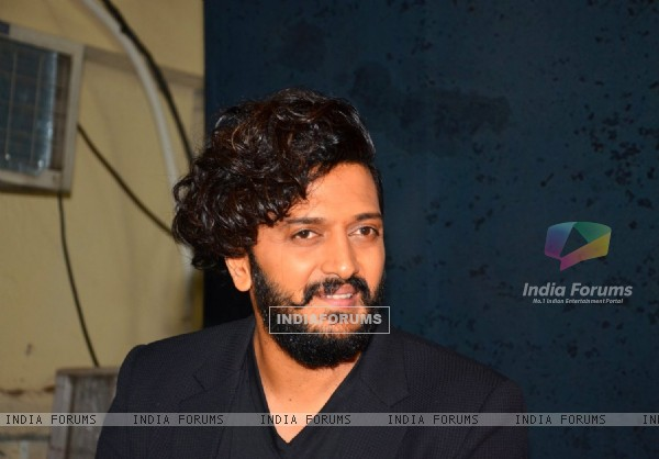Riteish Deshmukh at Promotions of Great Grand Masti on So You Think You Can Dance-Ab India Ki Baari