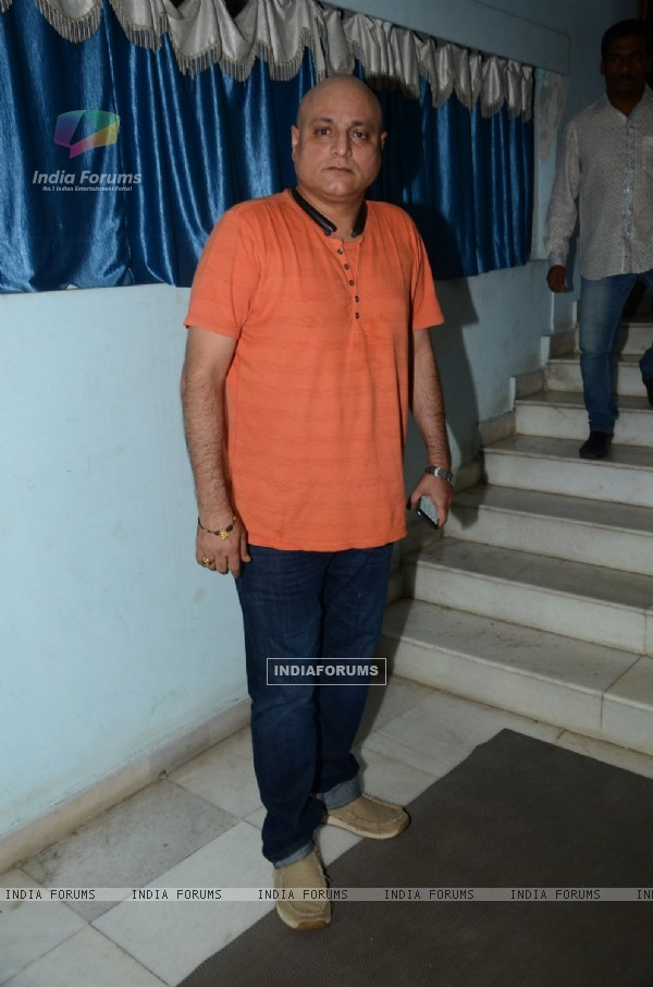 Manoj Joshi at Golden Camera Awards 2016