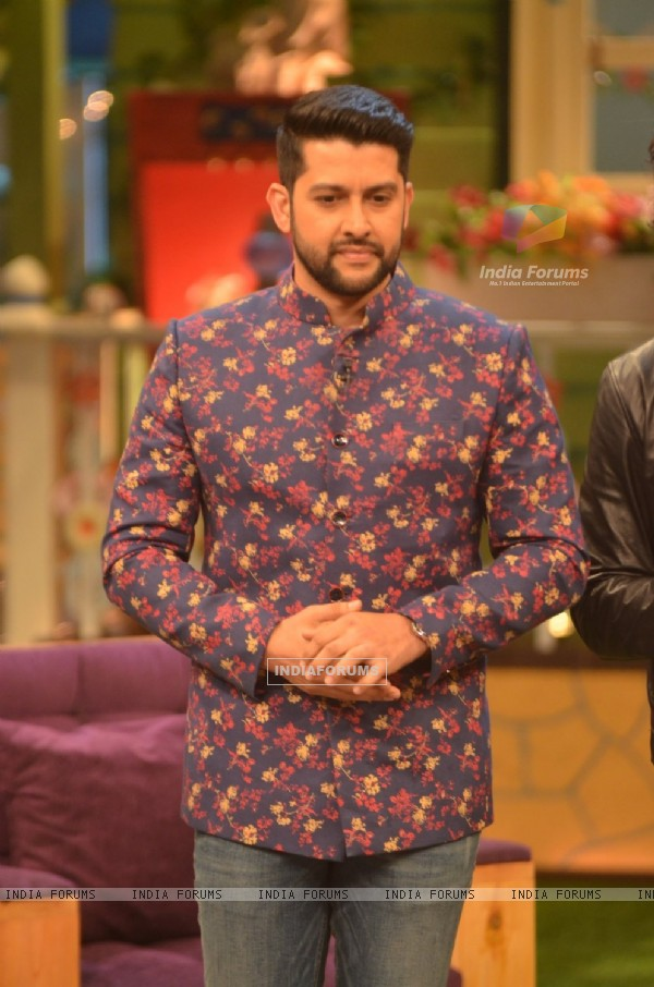 Aftab Shivdasani on 'The Kapil Sharma Show' for Promotions of 'Great Grand Masti'