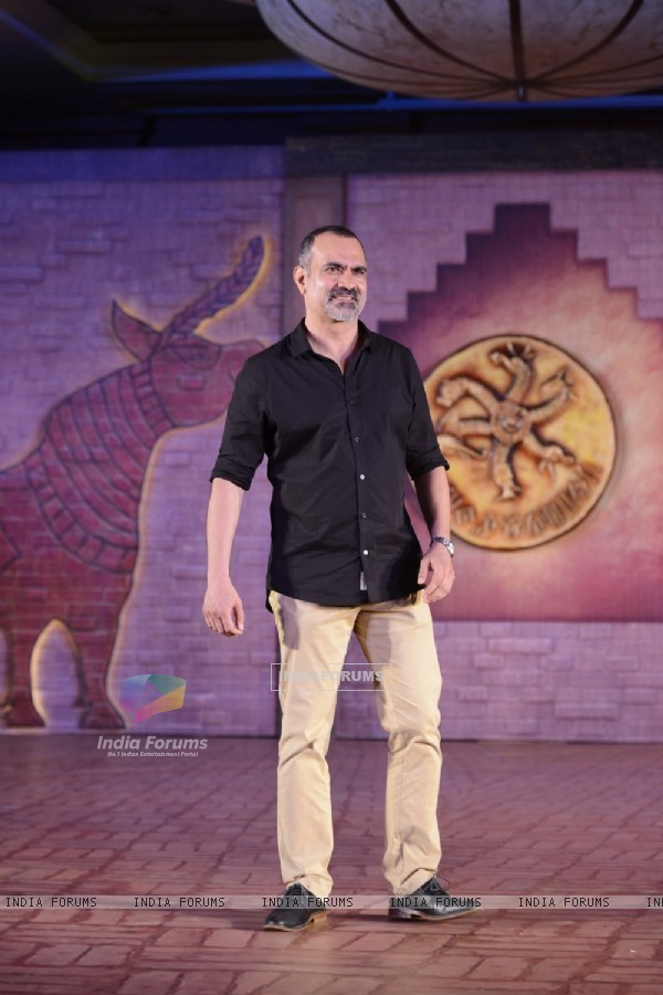 Manish Choudhary at Mohenjo Daro Event!