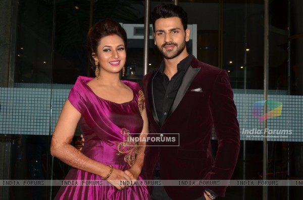 Divyanka Tripathi - Vivek Dahiya Wedding Reception