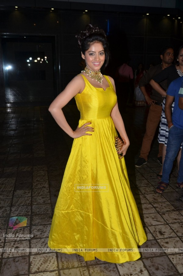 Deepika Singh at Gautam Rode at Divyanka Tripathi - Vivek Dahiya's Wedding Reception