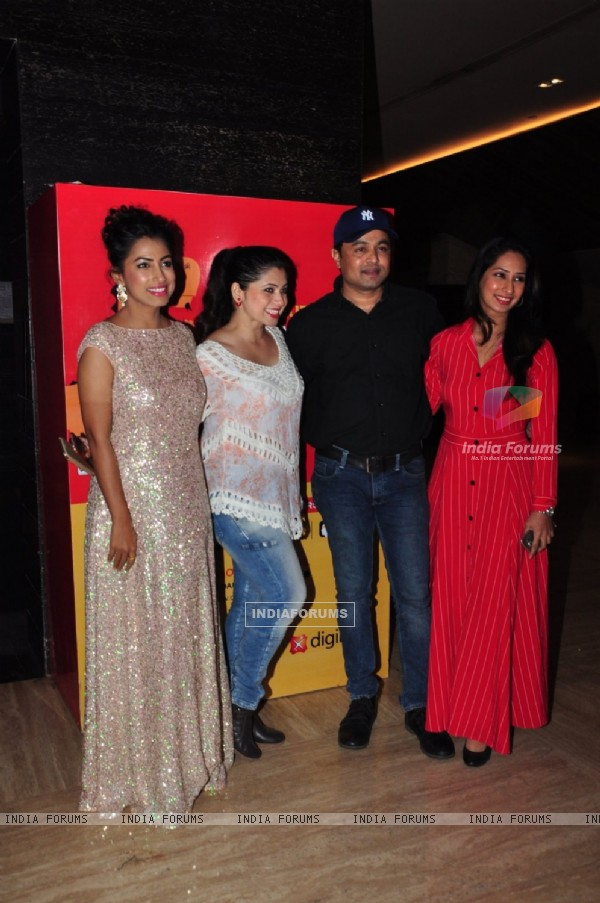 Celebs at Marathi Film Premiere