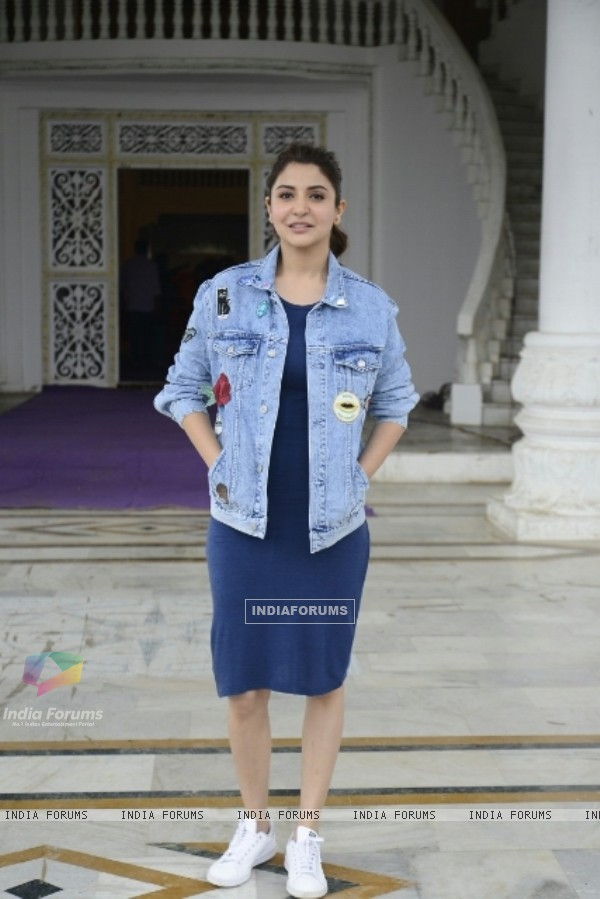 Anushka Sharma at 'Sultan' press meet at Panvel