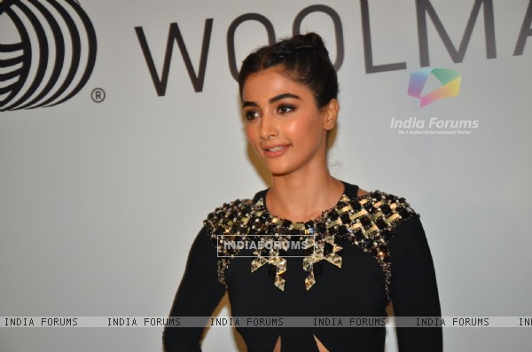 Pooja Hegde at International Woolmark Prize, Mumbai event