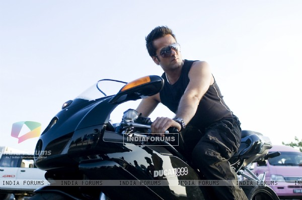 Fardeen Khan looking hot