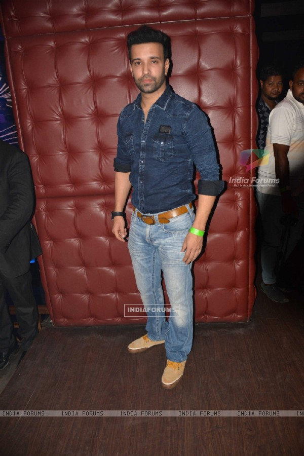 Amar Ali at Launch of the music video album & Birthday bash of Mr. Gautam Sharma