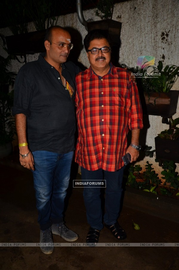 "Celebs at Special screening of the film ""Madaari"""