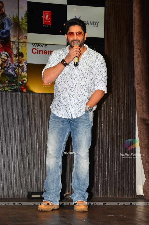 Arshad Warsi at Music Launch of The legend of Michael Mishra