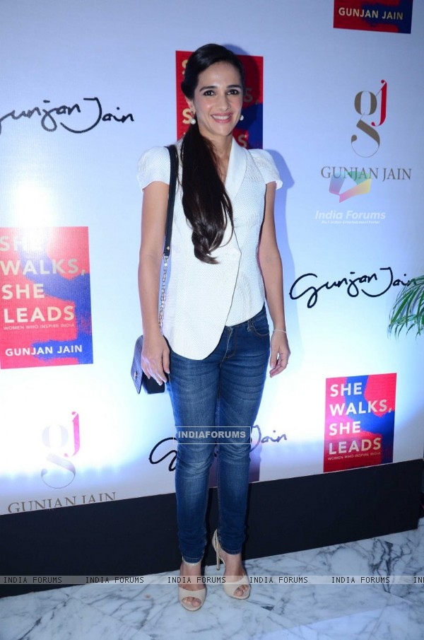Tara Sharma at Launch of Gunjan Jain's Book 'She Walks She Leads'