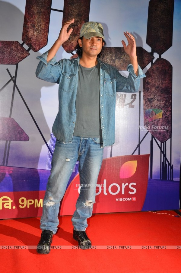 Shirish Kunder at Special Screening of film '24 Season 2'