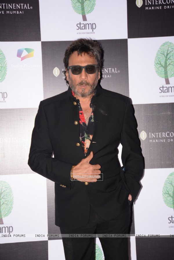 Jackie Shroff at Success party of 'NGO STAMP'