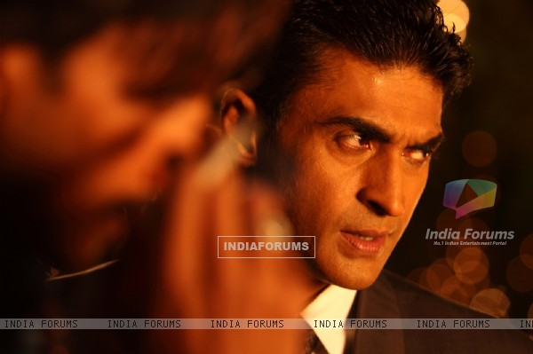 Mohnish Behl in Rann movie