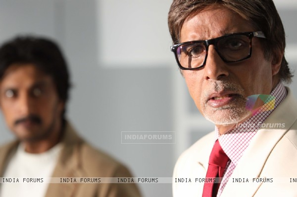 Amitabh Bachchan looking shocked (41343)