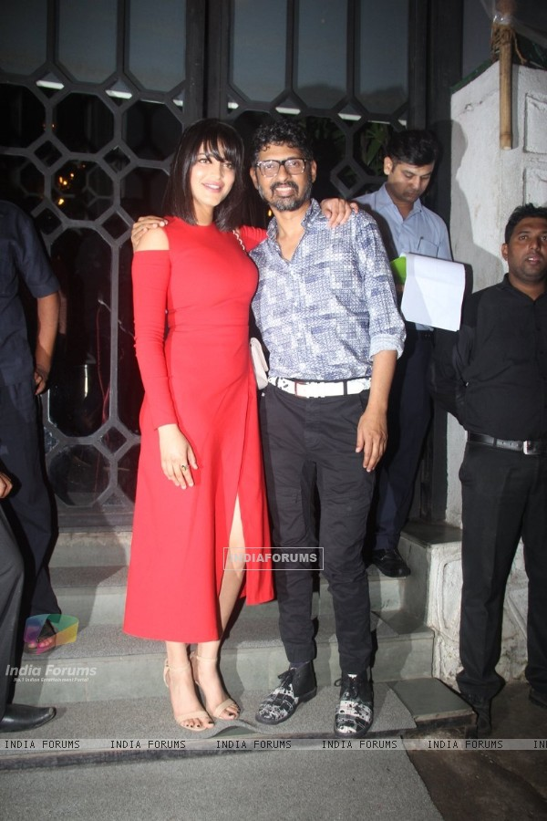 Shruti Haasan at Jitesh Pillai's Bday Bash!