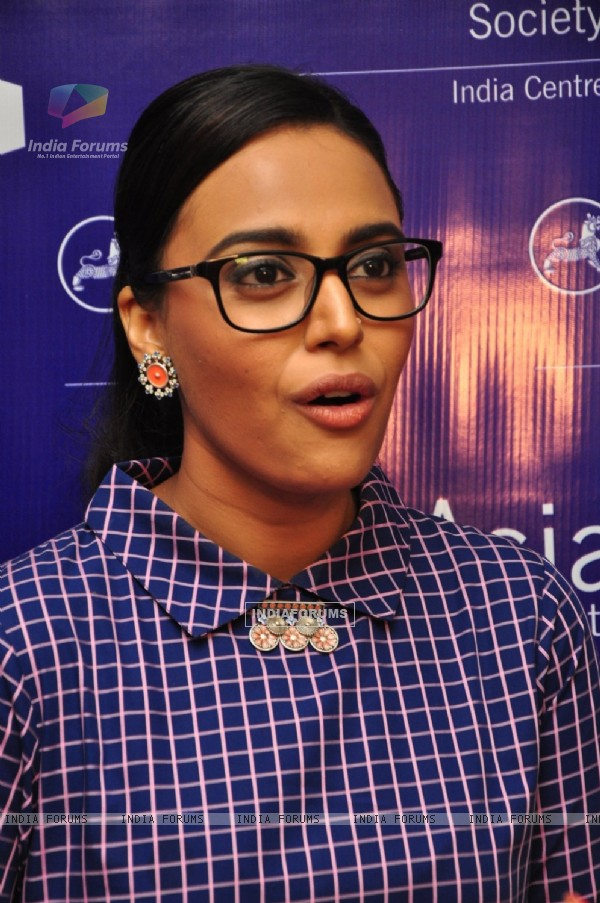 Swara Bhaskar at screenwriters meet
