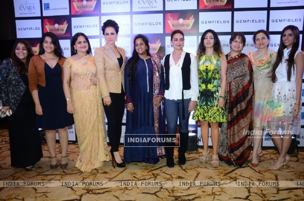 Celebs at Retail Jeweller India Awards 2016