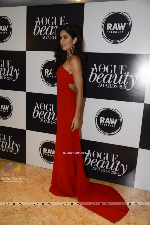 Katrina Kaif at Vogue Beauty Awards 2016